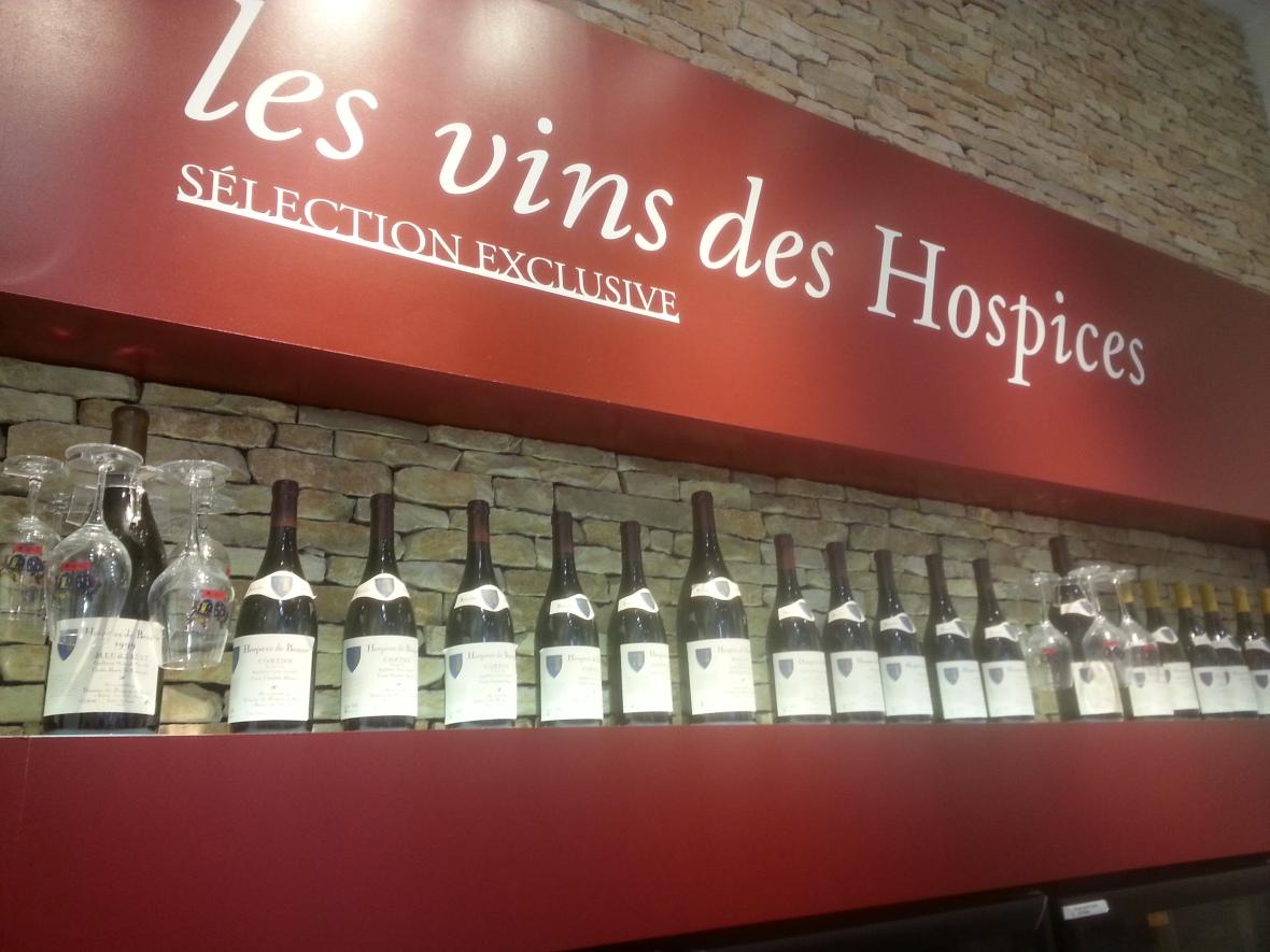 les vins des Hospices