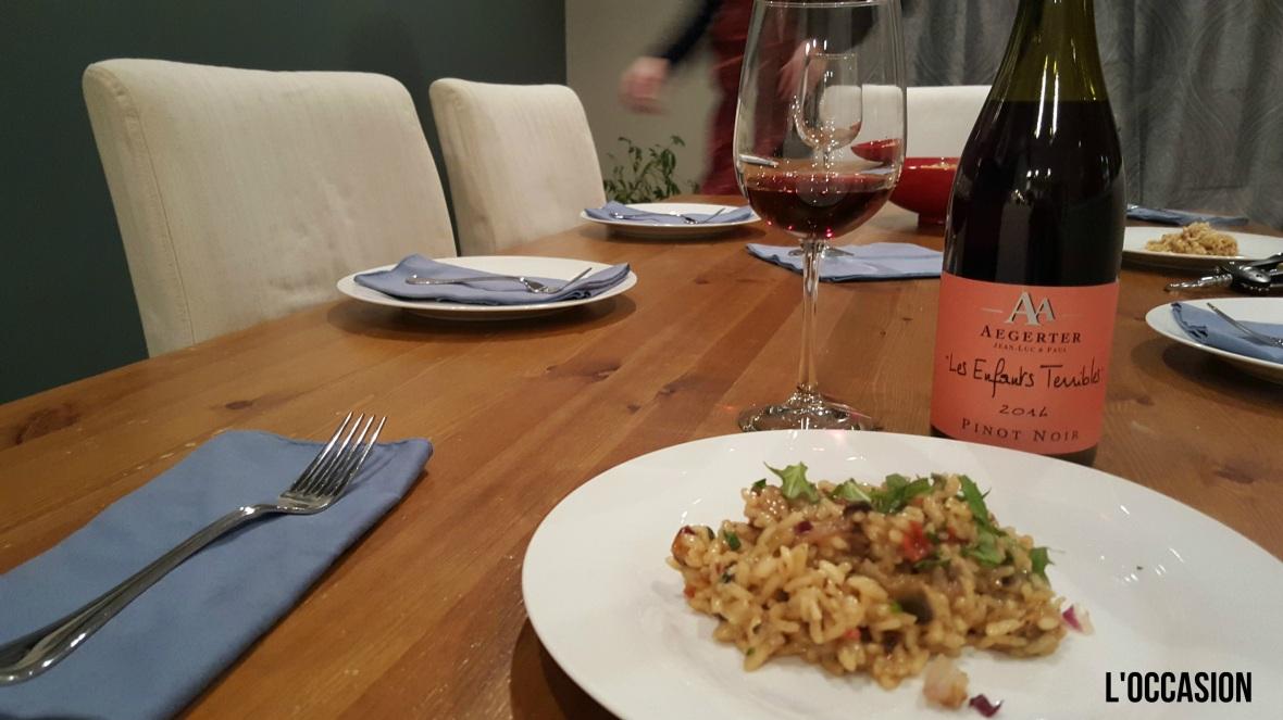 wineophiles burgundy tabletop