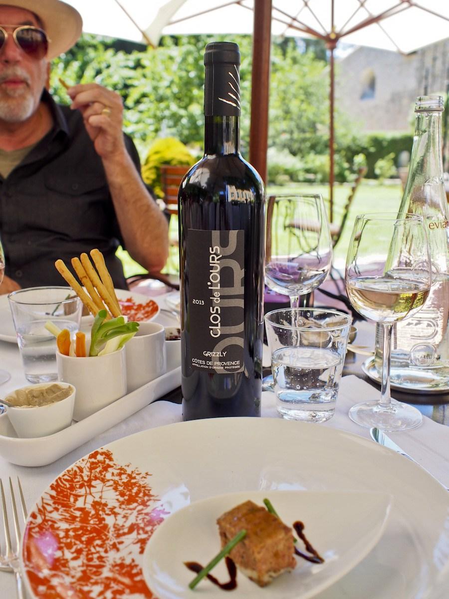 Credit: W.T. Manfull, published in Provence WineZine