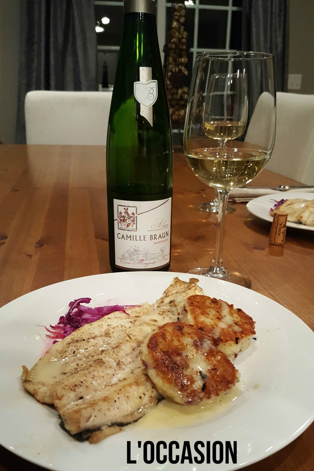 meal alsace