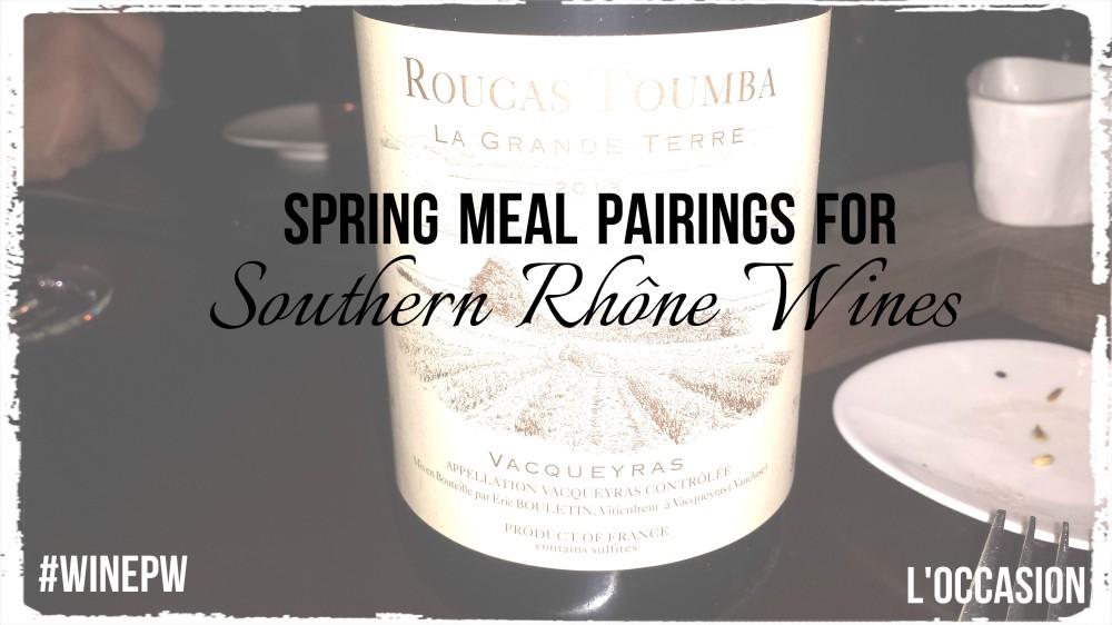 April #winePW