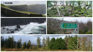 Glorious Ireland, memories from our trips
