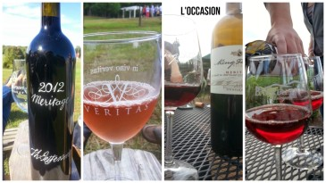 va wine lineup