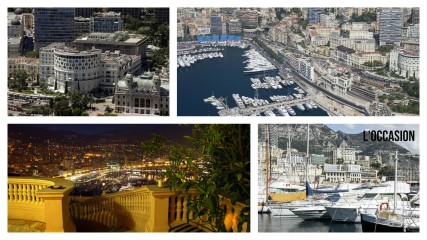 Views of Monaco