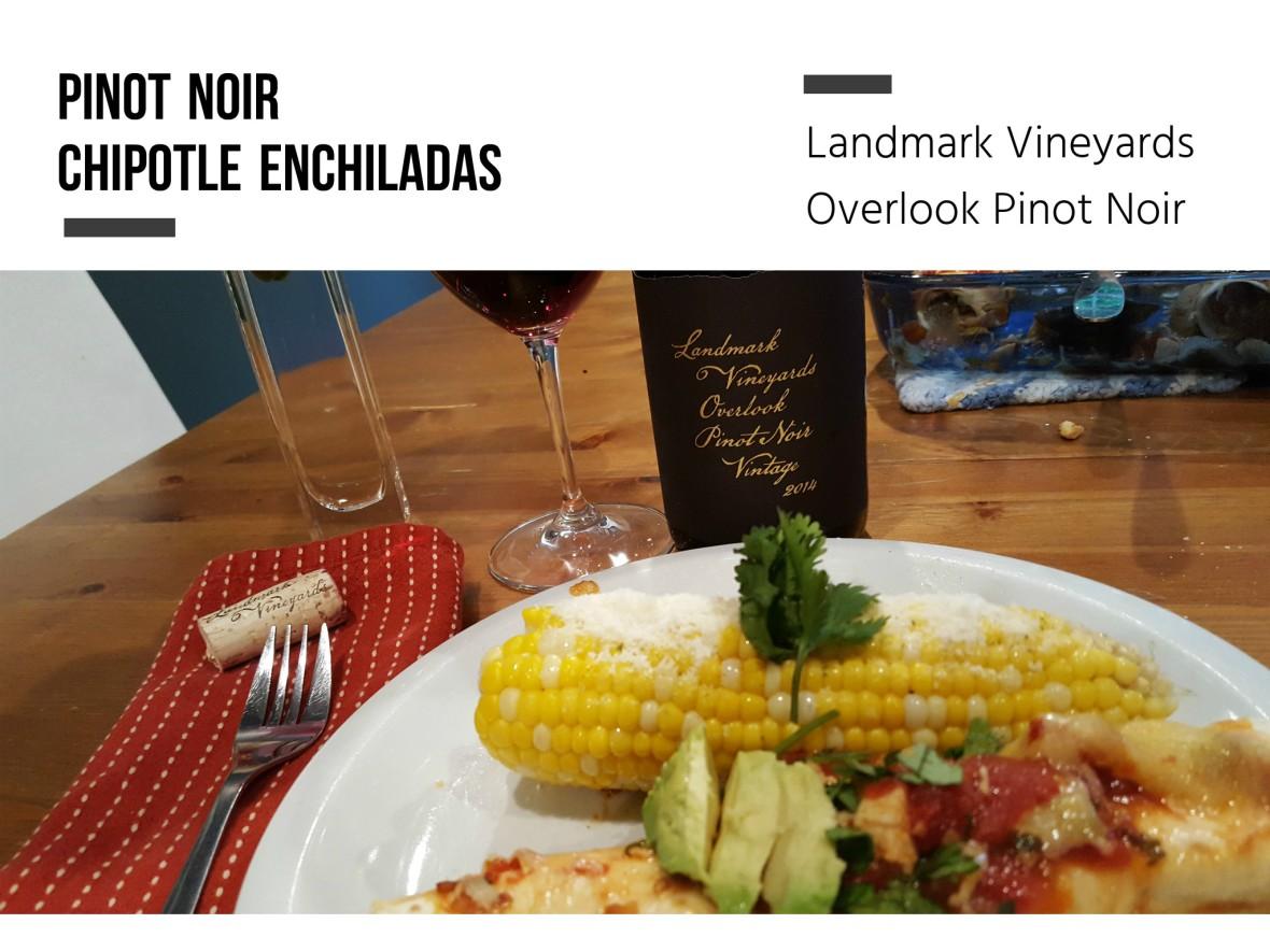 card for enchiladas