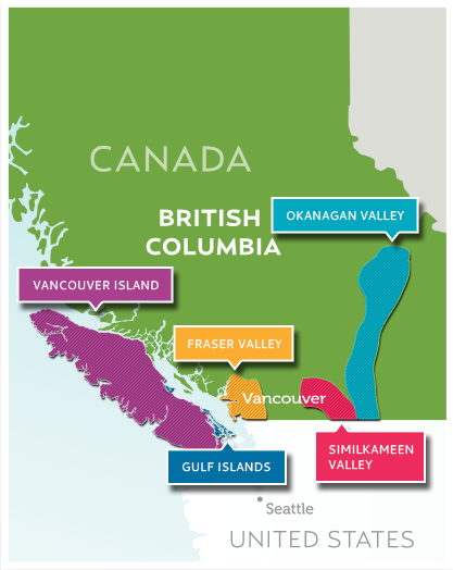 Credit: Wines of British Columbia