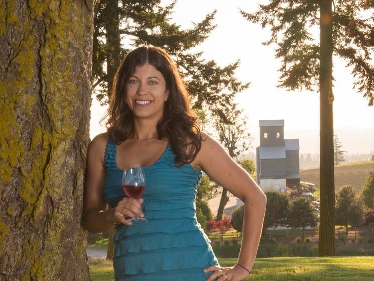 Female winemakers, Oregon wine,