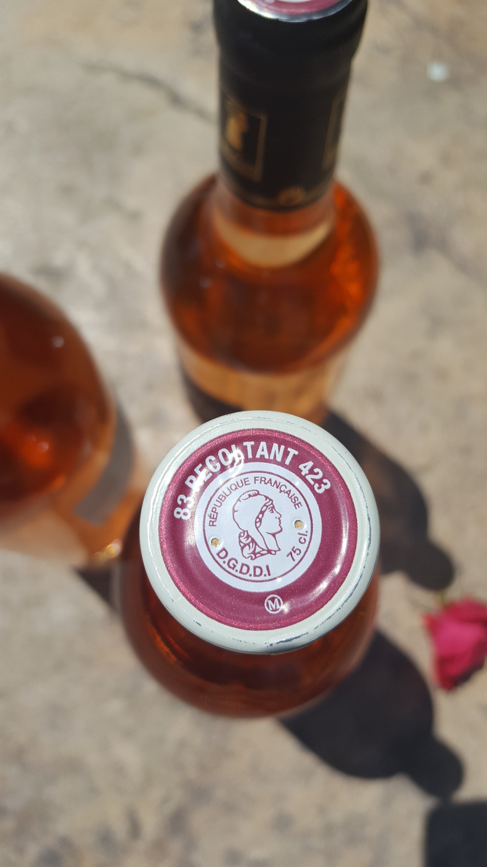 Rosé from Provence France