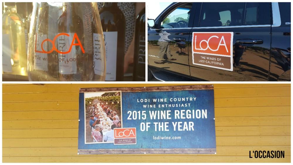 LoCa: The Wines of Lodi, California 2015 Wine Region of the Year