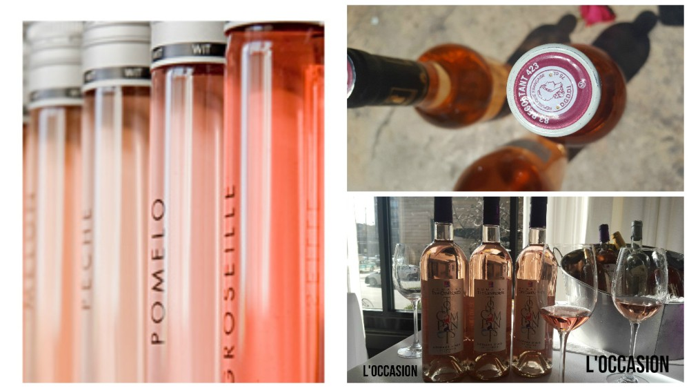 pinks for rosato