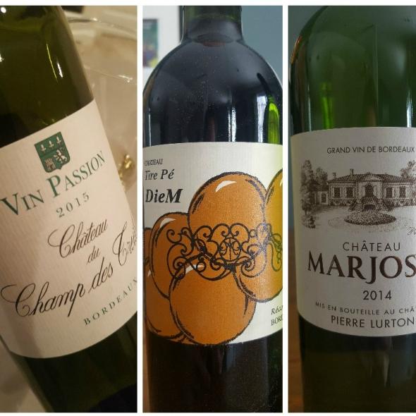 Bordeaux wine, organic wine, biodynamic wine