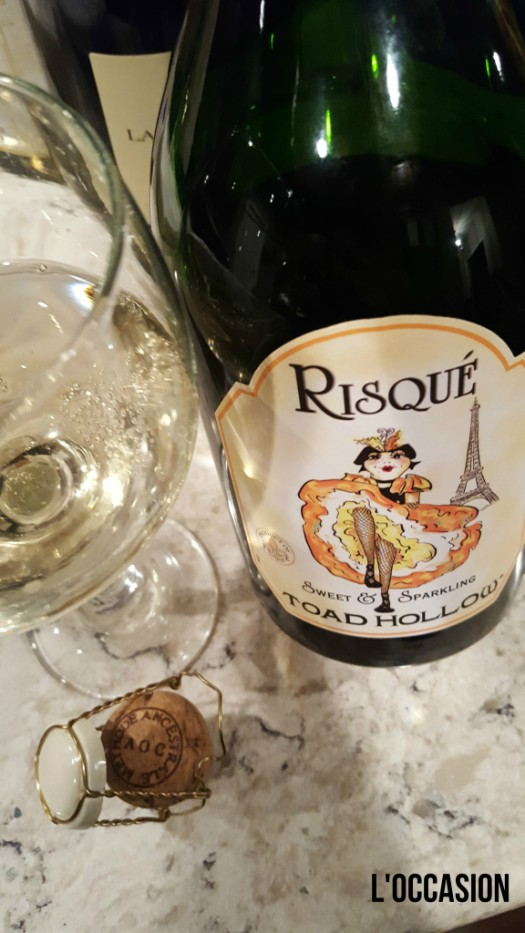 Risque Sparkling Wine From Limoux