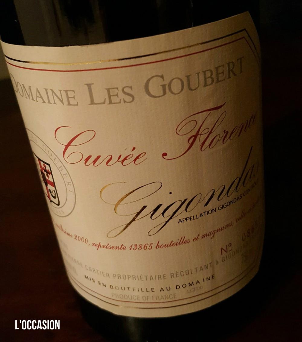 Domaine Les Goubert Gigondas