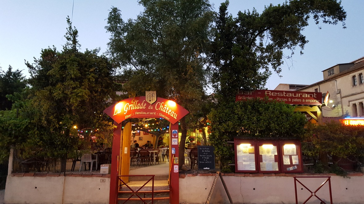 Dinner on the Canal du Midi in France's Languedoc