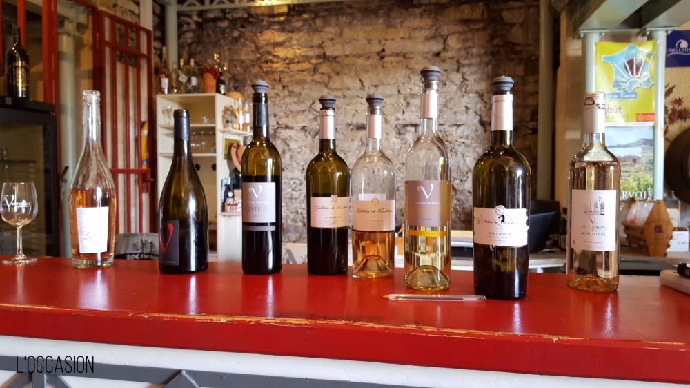 Ventenac-en-Minervois Languedoc Wines