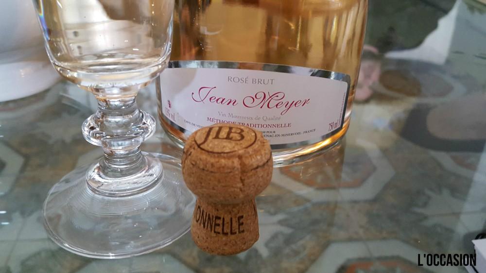 Sparking Languedoc Rosé