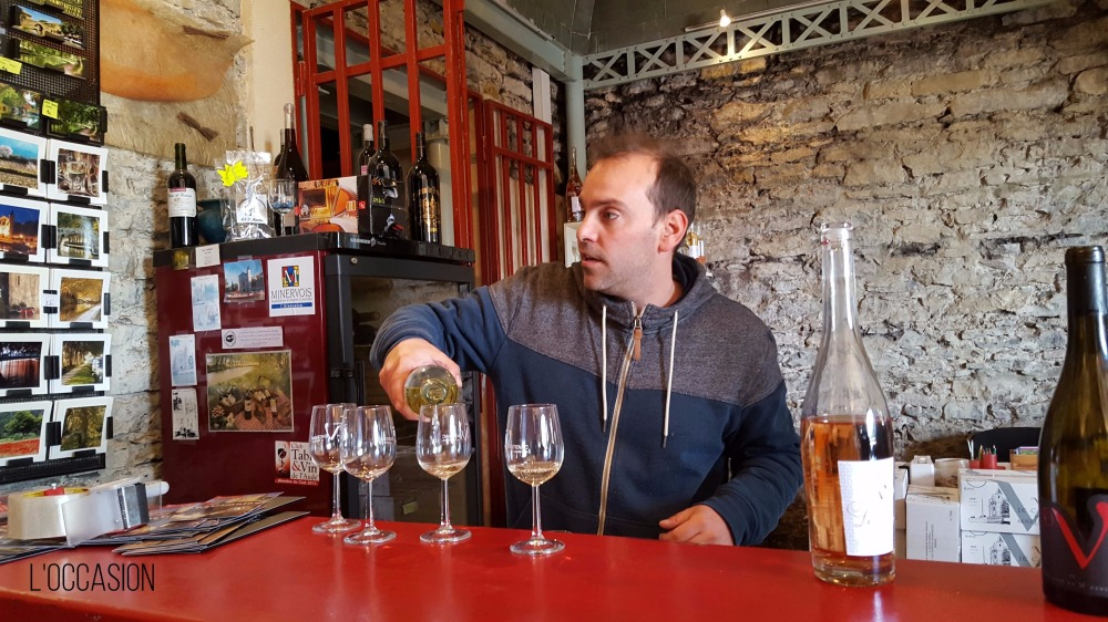 Venentac-en-Minervois Languedoc Wine