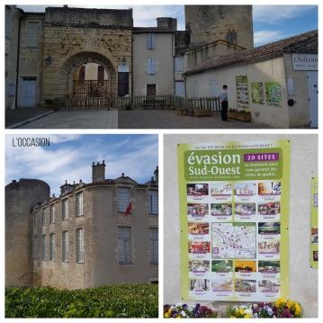 Duras, Périgord Château