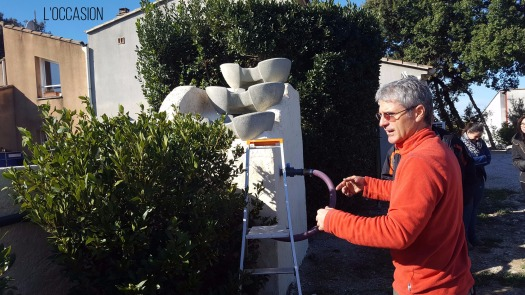 Biodynamic domaine in Provence.