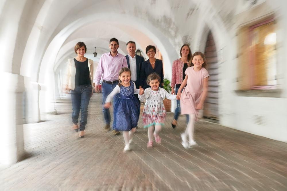 Winemaking Family, Italian Winemaker