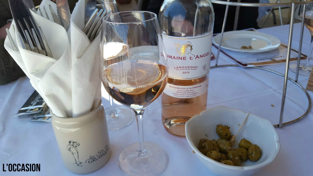 Olives and Rosé, French Rosé Pairings