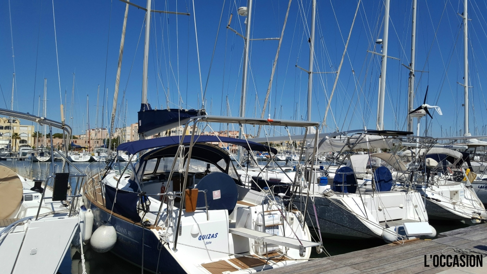 Sailing the French Mediterranean