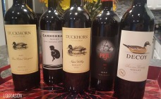 Decoy Wine, Peju Wine, Duckhorn Wine, Cannonball Wine