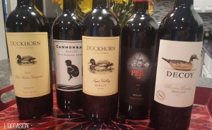 Decoy Wine, Peju Wine, Duckhorn Wine, Cannonball Wine