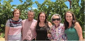Bacigalupi Family, Helen Bacigalupi, Sonoma winemaking family