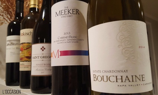 5 American Wines for Thanksgiving