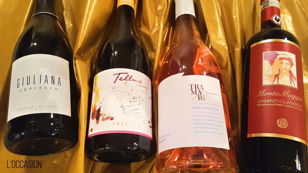 Rosato Wine, Chianti, Italian Wine, Holiday Wine, Romantic Wine