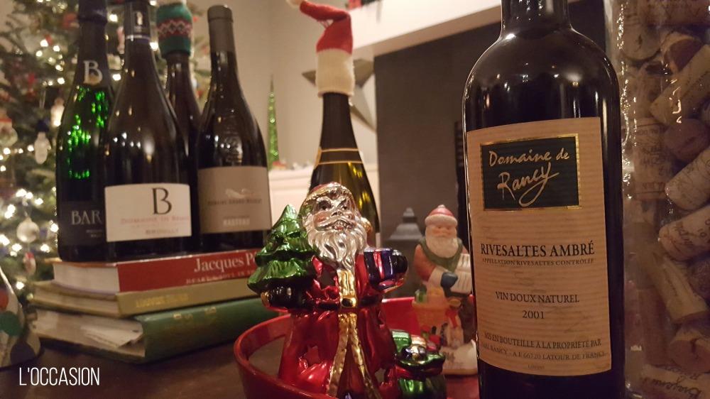 Rousillion wine, vin doux naturel, wine as gifts, French dessert wine