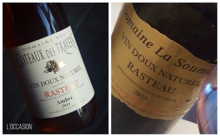 Rouge, sweet wine, dessert wine, French Wine