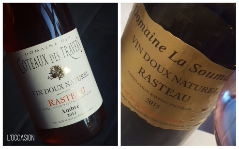 Rouge, sweet wine, dessert wine, French Wine