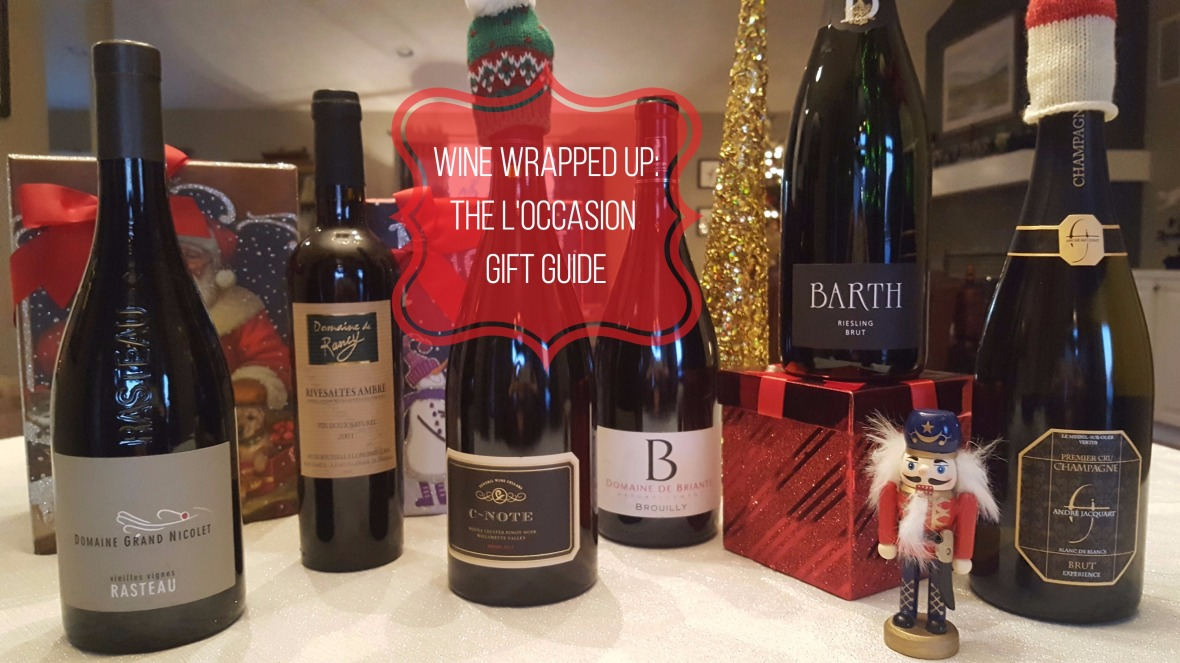 Holiday wine, what wine to give as a gift, Christmas wine