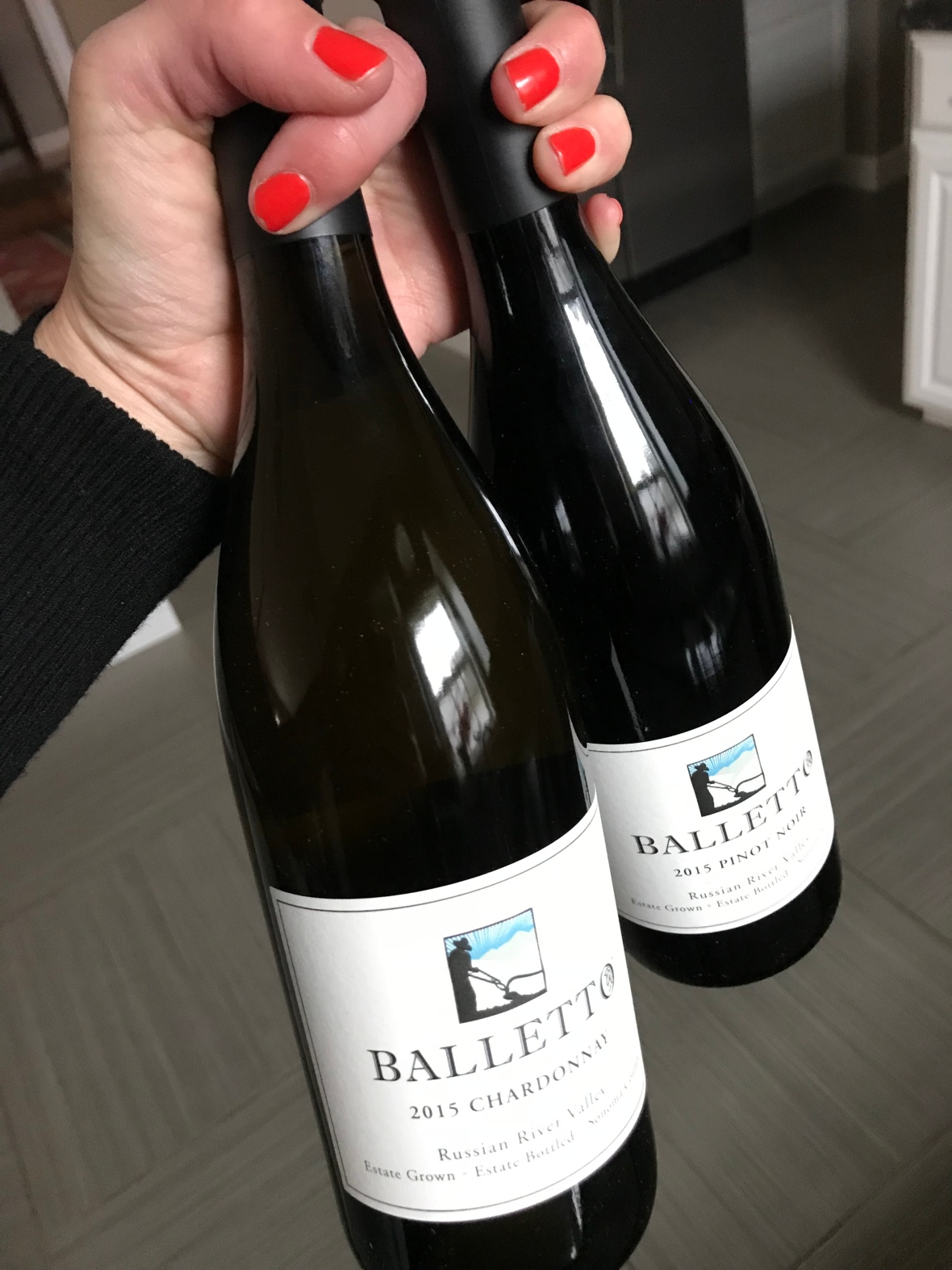 Balletto Vineyards, Sonoma Wine, Chardonnay, Pinot Noir