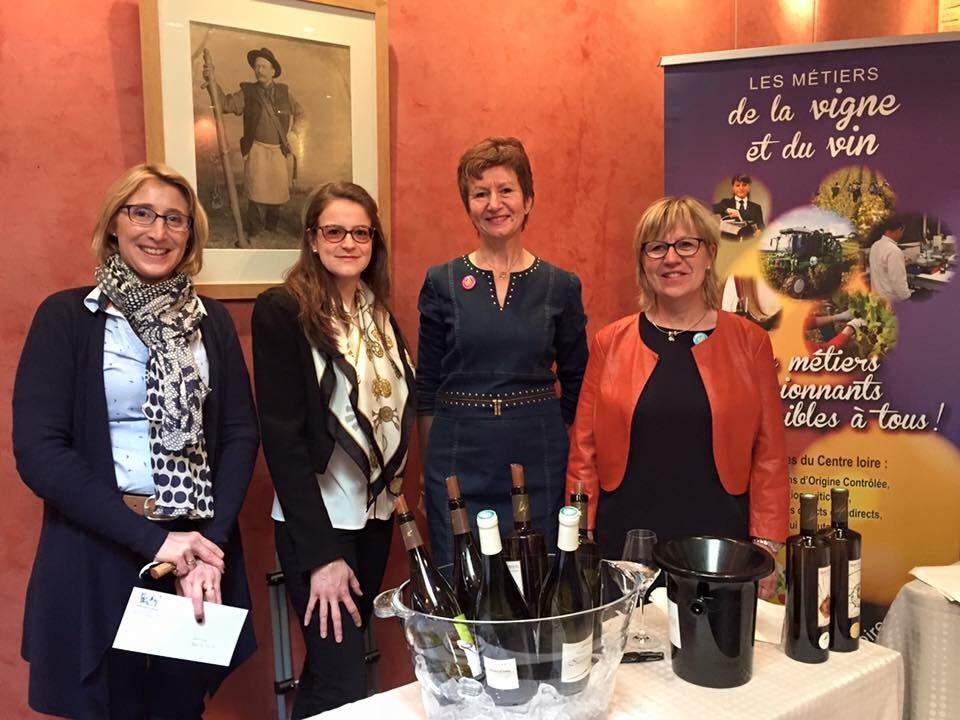 Loire wine, Languedoc Wine, Rhône Wine, Women in Wine