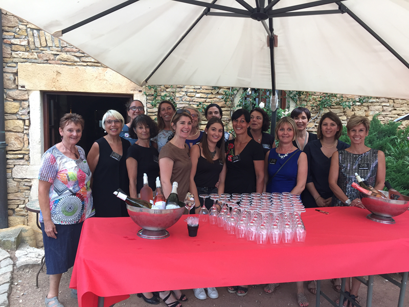winetasting, wine salon, French wine, women in wine