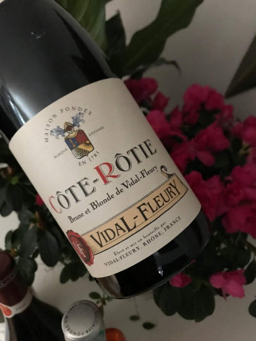 Syrah, rhone wines, French wines, romantic wines
