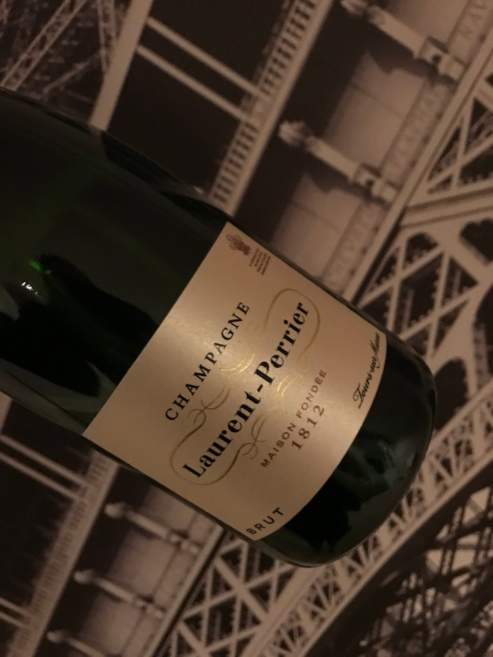 How to open Champagne, what is champagne, Laurent-Perrier