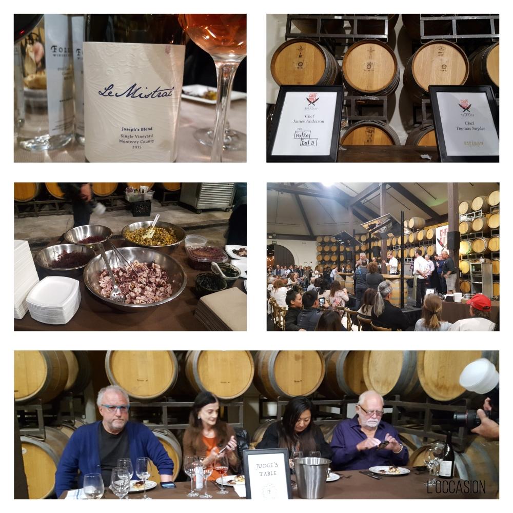wine and food, Monterey Wines, wine pairing, wine judging