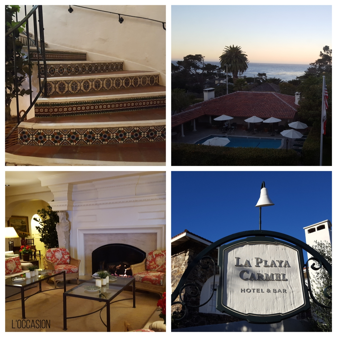 where to stay in Monterey, luxury hotels in California