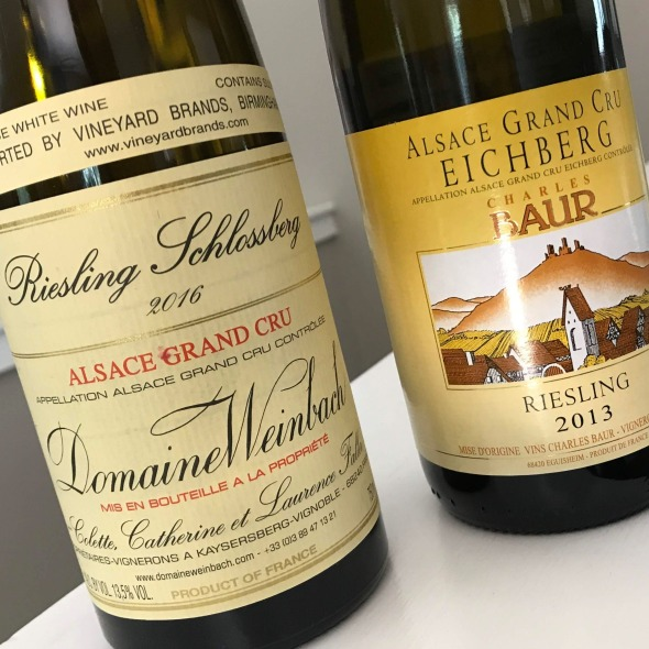 what to drink this summer, Alsace wines to try