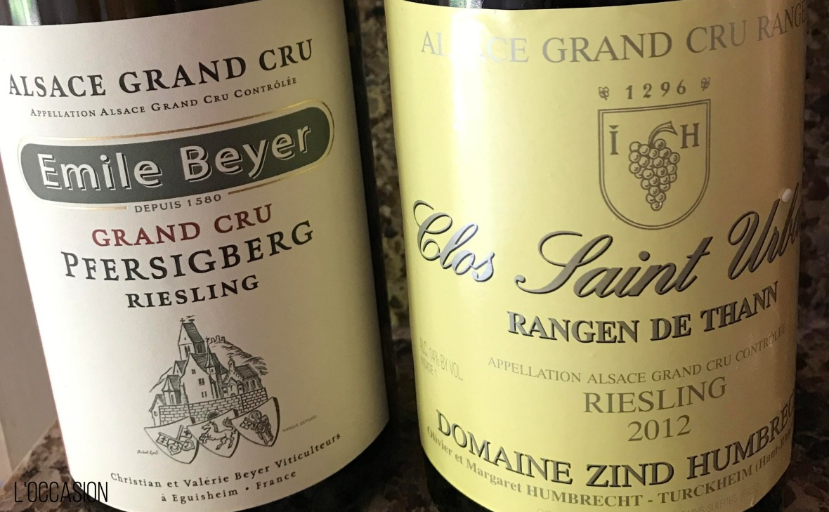 Grand cru, riesling, wine for summer