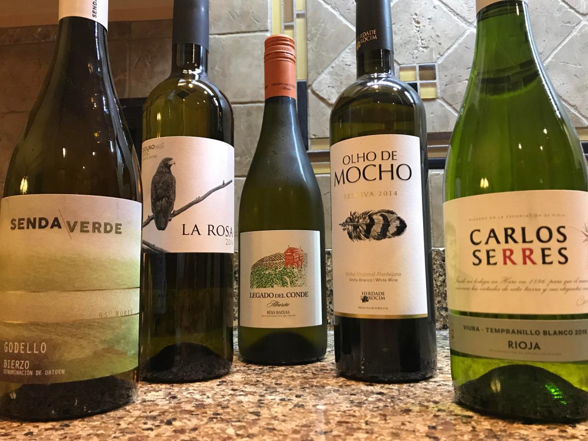 Iberian wines