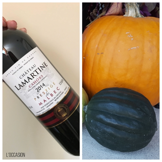 Cahors for fall