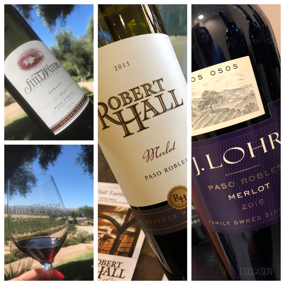 J Lohr, Robert Hall, Still Waters, Ancient Peaks, california wine