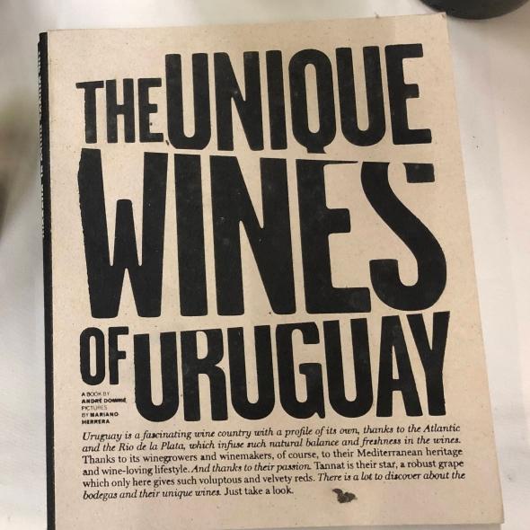 Tannat, Albarino, Sauvigon Blanc,