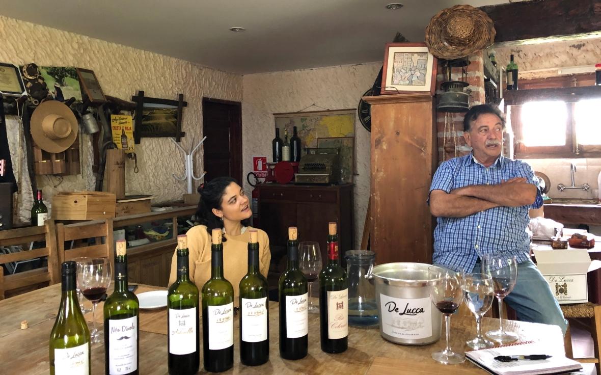 Uruguay wine, visit Uruguay wineries