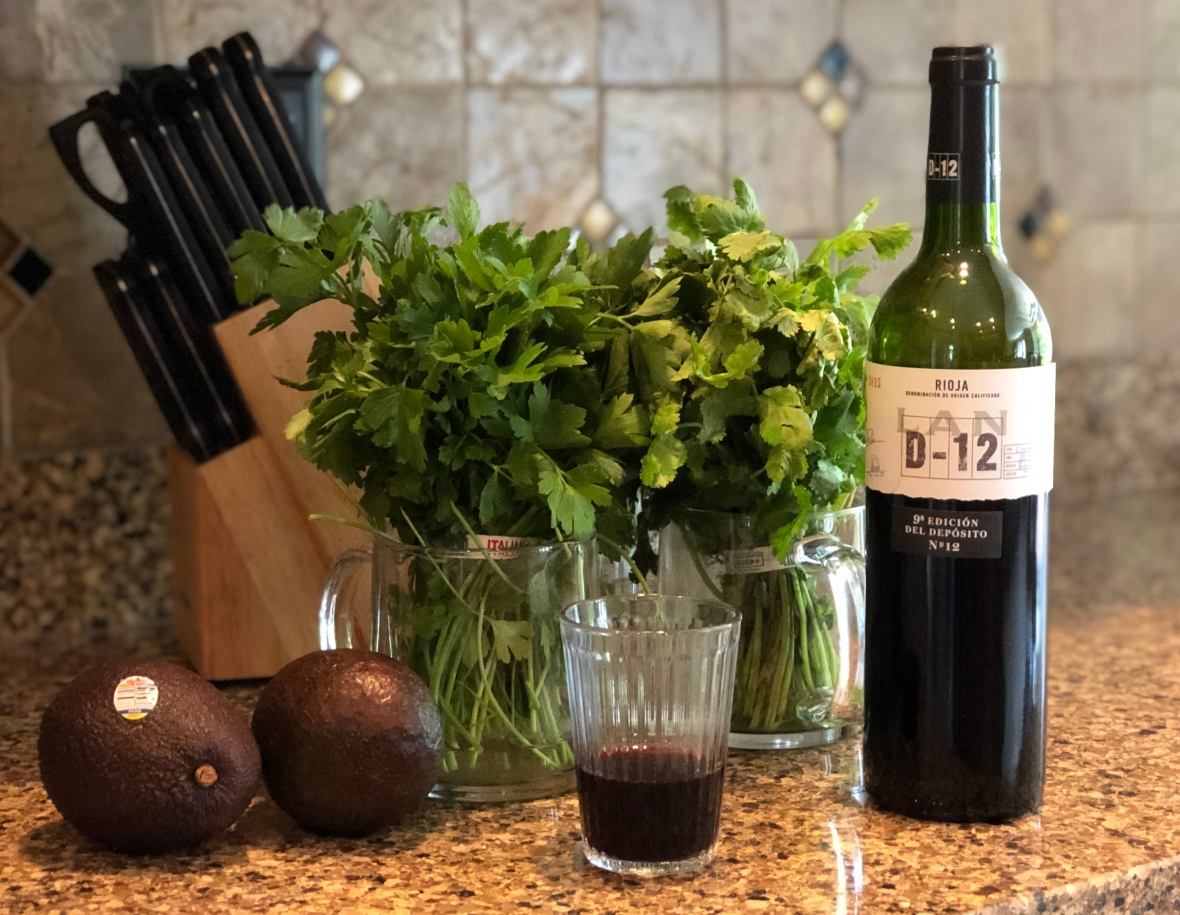 Rioja for summer, red wine from Spain, What to drink with steak